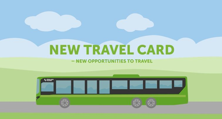 New travel card